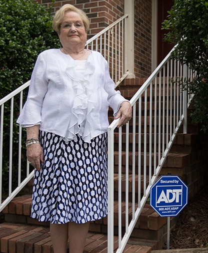 ADT Customer Dot Brown