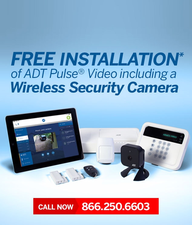 Adt Security Systems Home Automation Alarms Amp Surveillance