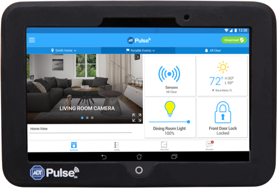 Get a High-Def Window into Your ADT Pulse System