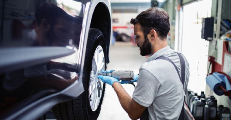 Business Security for Automotive Repair Providers