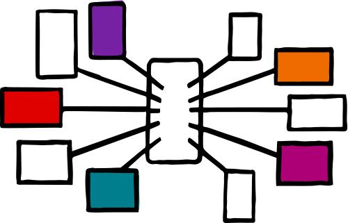 Telecommunication graphic