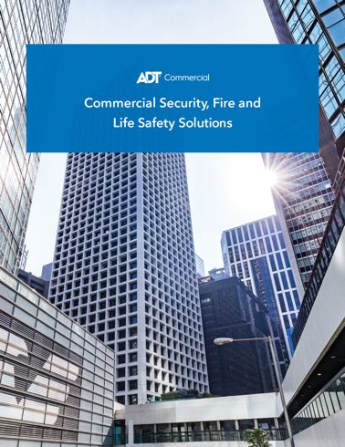 Commercial security solutions PDF