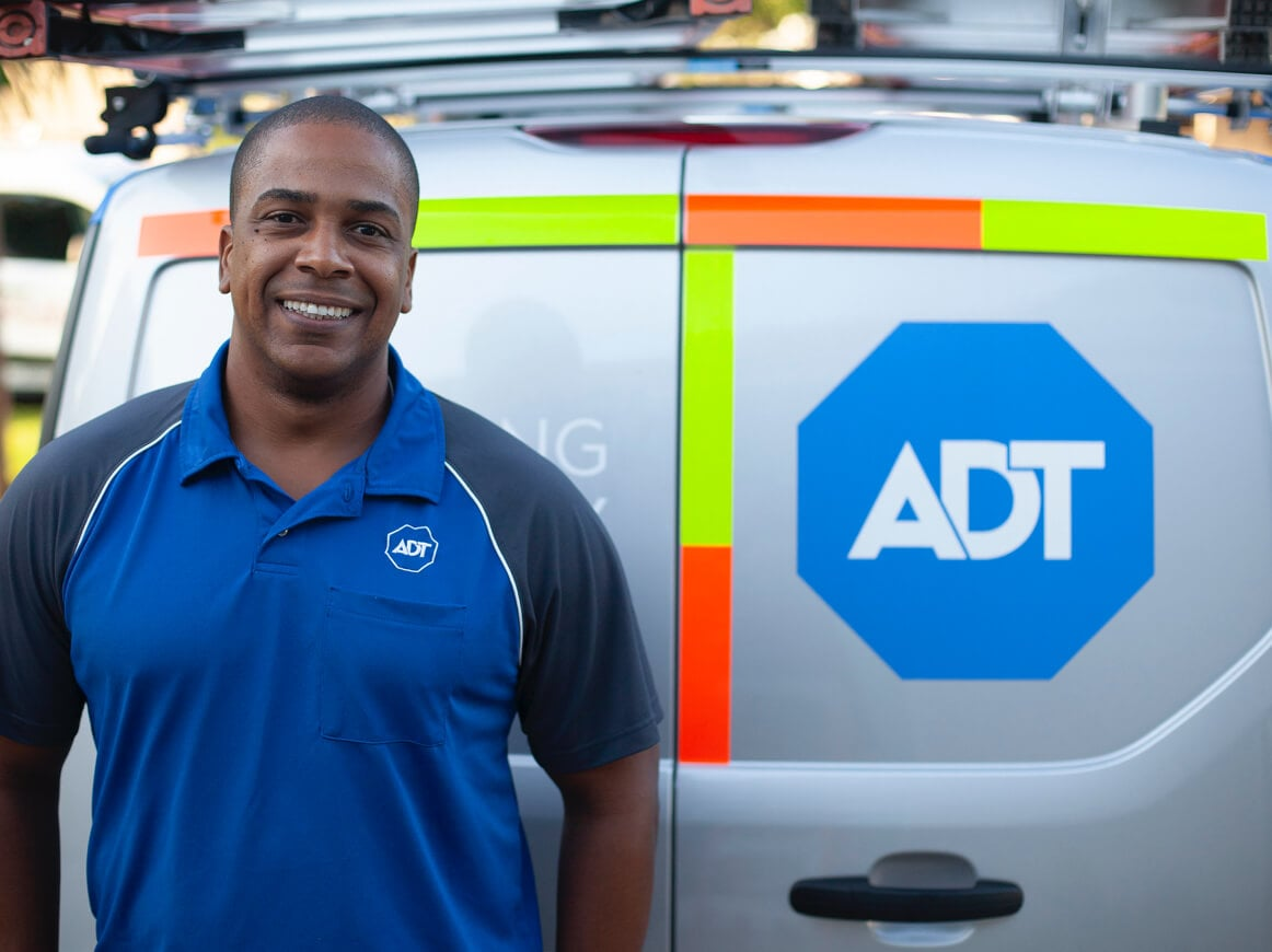 Existing ADT customers get 10% off installation