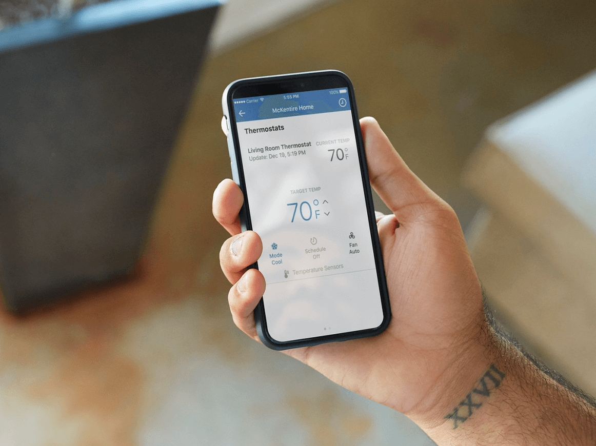 Smart Thermostats | Home Automation | ADT